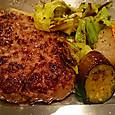 鉄板焼きステーキ「GiGI のランチ」沼津
