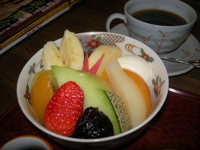 三島【京風甘味処・欅】