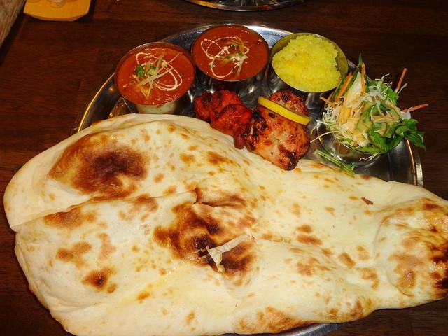三島インド料理「INDIAN TAJMAHALタージマハール」
