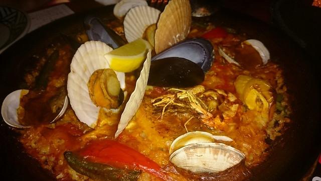 「スペイン料理 サングリア」沼津店