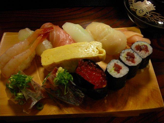函南「よし寿司」
