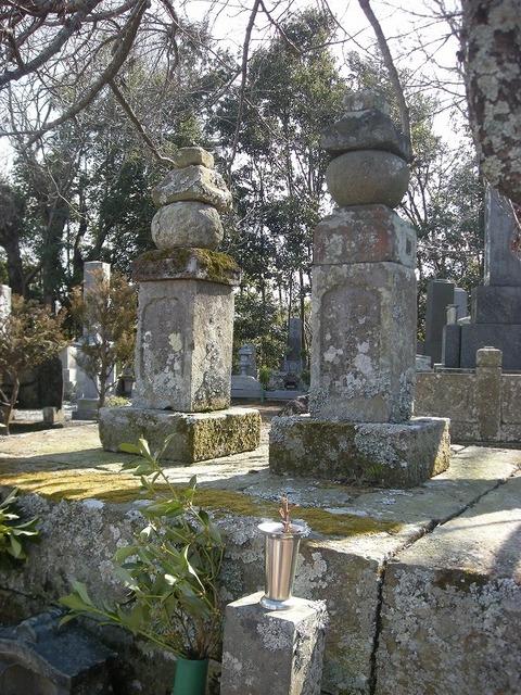 伊豆の国市【北条義時の墓(北条寺)】
