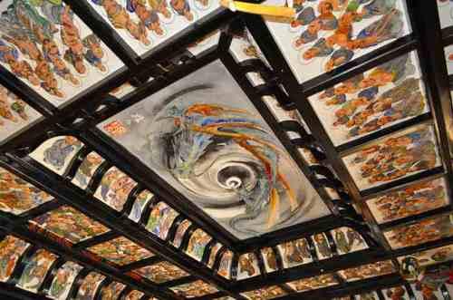 西伊豆「東福寺」五百羅漢